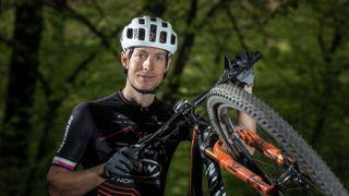 Šampion na horském kole Kristián Hynek: Stačilo málo a sport šel stranou