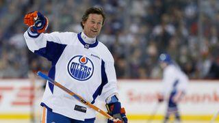 Gretzky vybíral, s kým by dnes chtěl hrát. Škoda, že to neuvidíme
