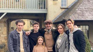 Beckham slaví 45: Vaří fotbalista své rodině těsně před rozvodem?