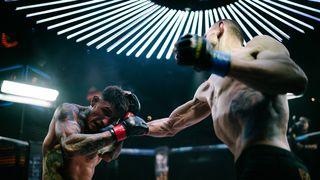 Zápasníci podruhé bojovali v Oktagon Underground