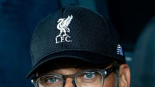 Kloppouk dolů před současným Liverpoolem