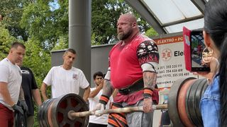Strongman's games v Aši opět převálcoval domácí Šíma