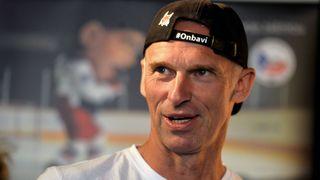 Hašek o dohrávce NHL: Zažít bych to nechtěl, ale peníze jsou třeba