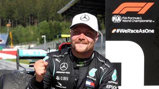 Formule 1 je zpět: Bottas vítězem, Hamilton doplatil na penalizaci