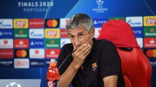 V Barceloně po debaklu v Lize mistrů skončil trenér Setién