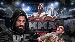 MMA přestává být sportem. Vítězí peníze, show a urážky