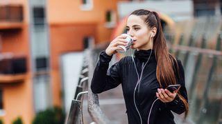 Káva k tréninku patří jen v určitých momentech