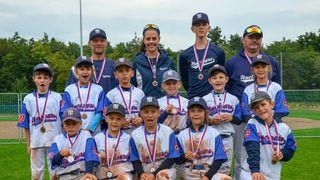 Nejmladší baseballisté z Třinec Nuclears vybojovali bronz
