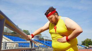 Obezita může bolet a prodlouží hojení sportovních úrazů