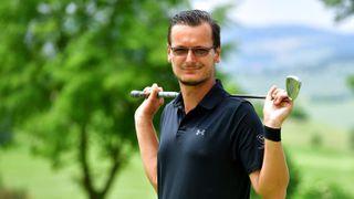 Český golfista sahá na Mallorce po historickém úspěchu