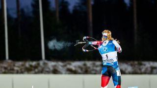 Černý den českých biatlonistek, ve stíhačce pálily mimo