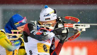 Biatlonisté vstoupili do nové sezony. Moravec a Davidová ve Švédsku třetí