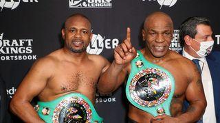 Další Tysonova výzva: Fury nebo Joshua