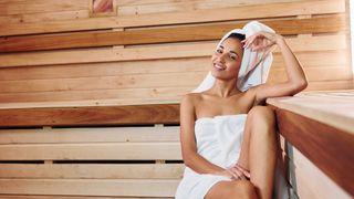 Štěstí hledejte v sauně