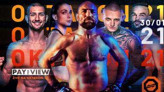 OKTAGON MMA naděluje: Buchinger vs. Paradeiser, návrat Knížete, Juráček vyzve Gábora
