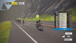 Profesionální cyklistka z Jižní Afriky je šampionkou v e-sportu