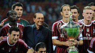 AC Milán dostala na vrchol švédská trojice i peníze Berlusconiho
