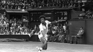 Jedinému afroamerickému vítězi Wimbledonu se stala osudnou obyčejná transfuze