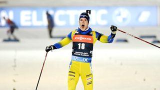Samuelsson vyhrál střelecký souboj dvou Vikingů. Nejlepší Čech dvacátý
