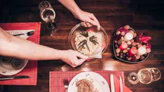 Vánoční kalorie. Zbavíte se jich jen dvěma maratony