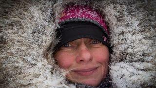 Zima musherky Jany Henychové: -40 stupňů Celsia