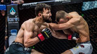 Javid Basharat: Uprchlík na cestě do UFC
