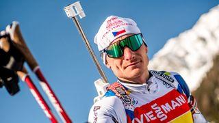 Na biatlonisty čeká v Anterselvě vytrvalostní závod, do akce jde i Moravec