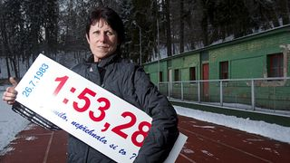 Jarmila Kratochvílová obětovala život atletice, společně se slávou přišly i pomluvy
