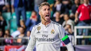 Ramos na odchodu z Realu? Mohl by hrát sMessim