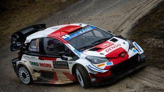 Ogier jde do finiše Rallye Monte Carlo z prvního místa