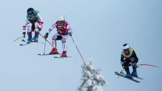 Skicrossařka Nikol Kučerová podruhé v top ten