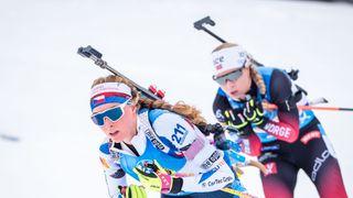 Dnešní sprint: Davidová startuje první, Charvátová obhajuje bronz