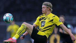 Zahraje si Håland v jednom týmu s Messim? Je to stále pravděpodobnější