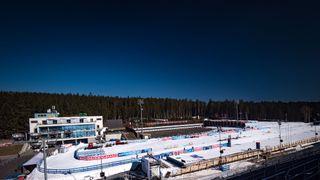 Nové Město opět hostí světový biatlon. Dnes startuje štafeta žen