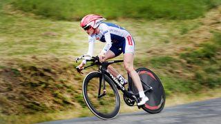 Martina Sáblíková je první šampionkou v e-cyklistice