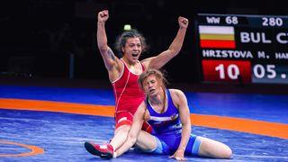 Zápasnici Hanzlíčkové zbývala jedna výhra k olympiádě, přímý souboj ale nezvládla