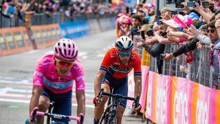 Giro d´Italia mohou fanoušci sledovat vnejrozsáhlejším globálním vysílání