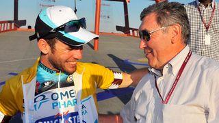 Vzorňák Cavendish. Eddy Merckx oceňuje, že si po sobě umí uklidit pokoj
