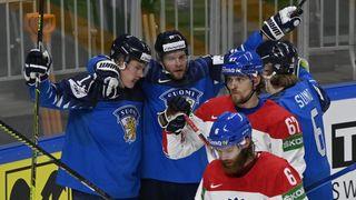Češi na šampionátu v Lotyšsku končí. Finům stačil ve čtvrtfinále jeden gól