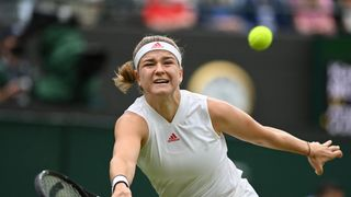 Muchová nestačila na Kerberovou a na Wimbledonu končí
