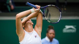 Karolína Plíšková si zahraje finále Wimbledonu