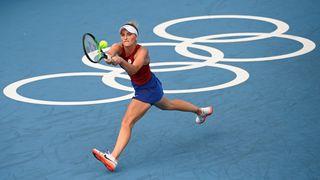 Dvě české tenistky postoupily v Tokiu do 2. kola