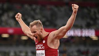 Dvojnásobná medailová radost z oštěpu pro Českou republiku!