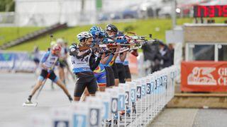 Michal Krčmář je znovu mistrem světa v letním biatlonu