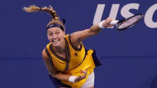 US Open uvidí derby mezi Kvitovou a Plíškovou