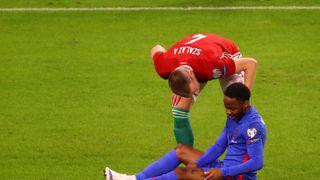 Angličtí fotbalisté čelili rasistickým urážkám v Maďarsku