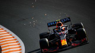 Verstappen vybojoval před domácím publikem pole position