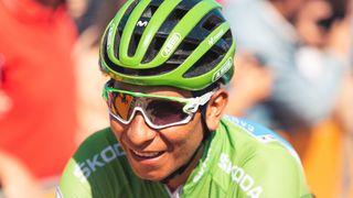 Potil jsem se víc než na kole. Quintana se převlékl za chameleona a zpíval