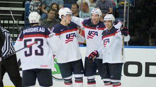 USA a Německo jsou v semifinále šampionátu