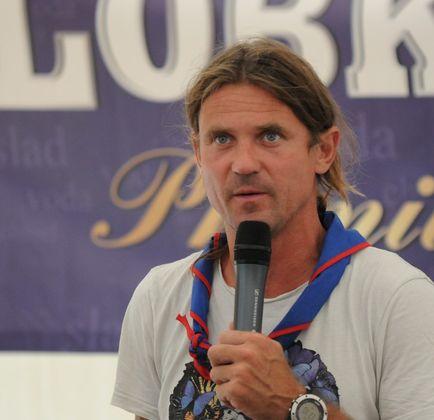 Jsme křehcí a smrtelní, vypráví horolezec Marek Holeček